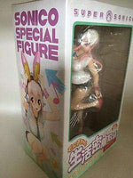 Super Sonico Figure - Going out / red heels - Japanese Anime Girl from Japan
