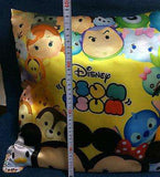 Tsum Tsum Pillow -Disney Sega Japan Tsumu Tsumu Japanese Decorative Kids Cushion