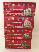 COMPLETE 2018 SET of Sylvanian Families KINDERGARTEN Mini Series 4piece Box Set Doll House sajapansales