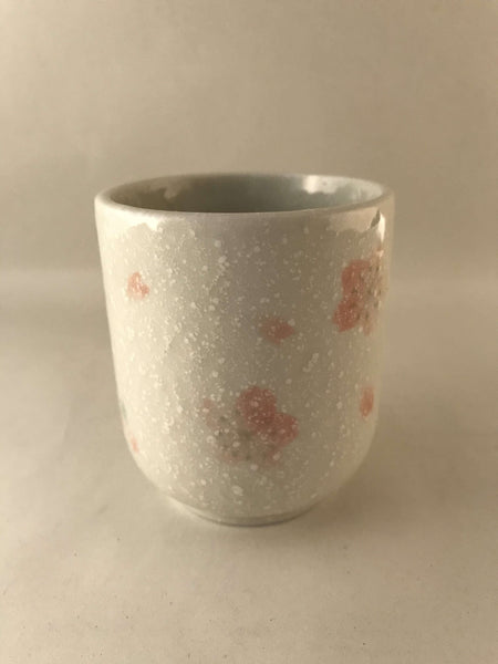 Japanese Sakura Cherry Blossom Green Tea Cup - Made in Japan sajapansales