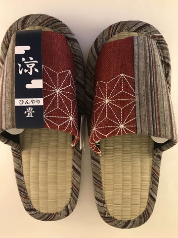 Japanese Slippers - For Women - with Tatami inner sole sajapansales