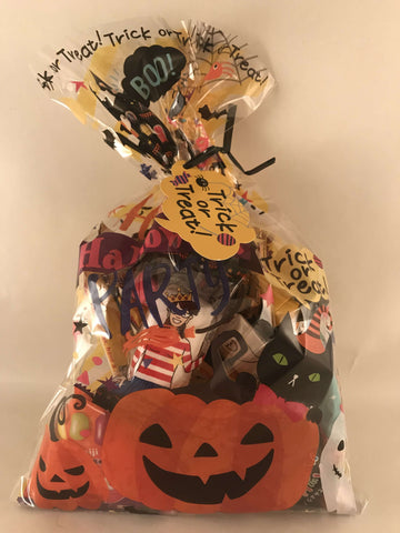 Variety Box Set - Halloween Chocolate & Candy Gift Bag (22pcs)