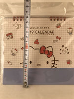 Hello Kitty 2019 Desk Calendar - Sanrio sajapansales