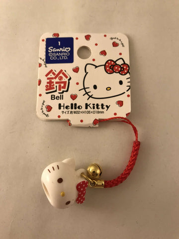 Hello Kitty KeyChain - Mobile Phone Charm / Key Ring - Sanrio sajapansales