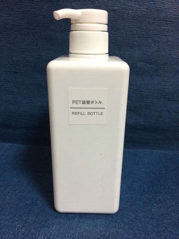 Japanese Refill Bottle 600ml Soap Dispenser - White sajapansales