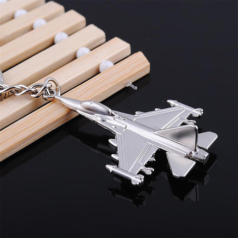 Cool Aircraft Model Keychain