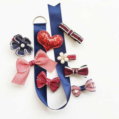 Bow-knot Hairpins