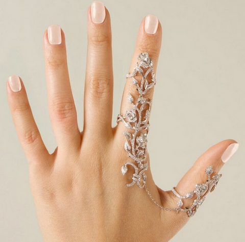 Fashion Knuckle Finger Rings Set