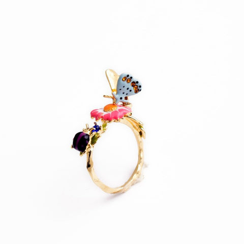 Beautiful Butterfly Ring