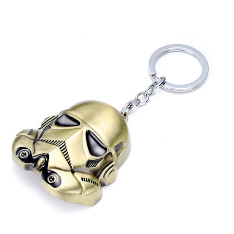 Mask Shape KeyChain