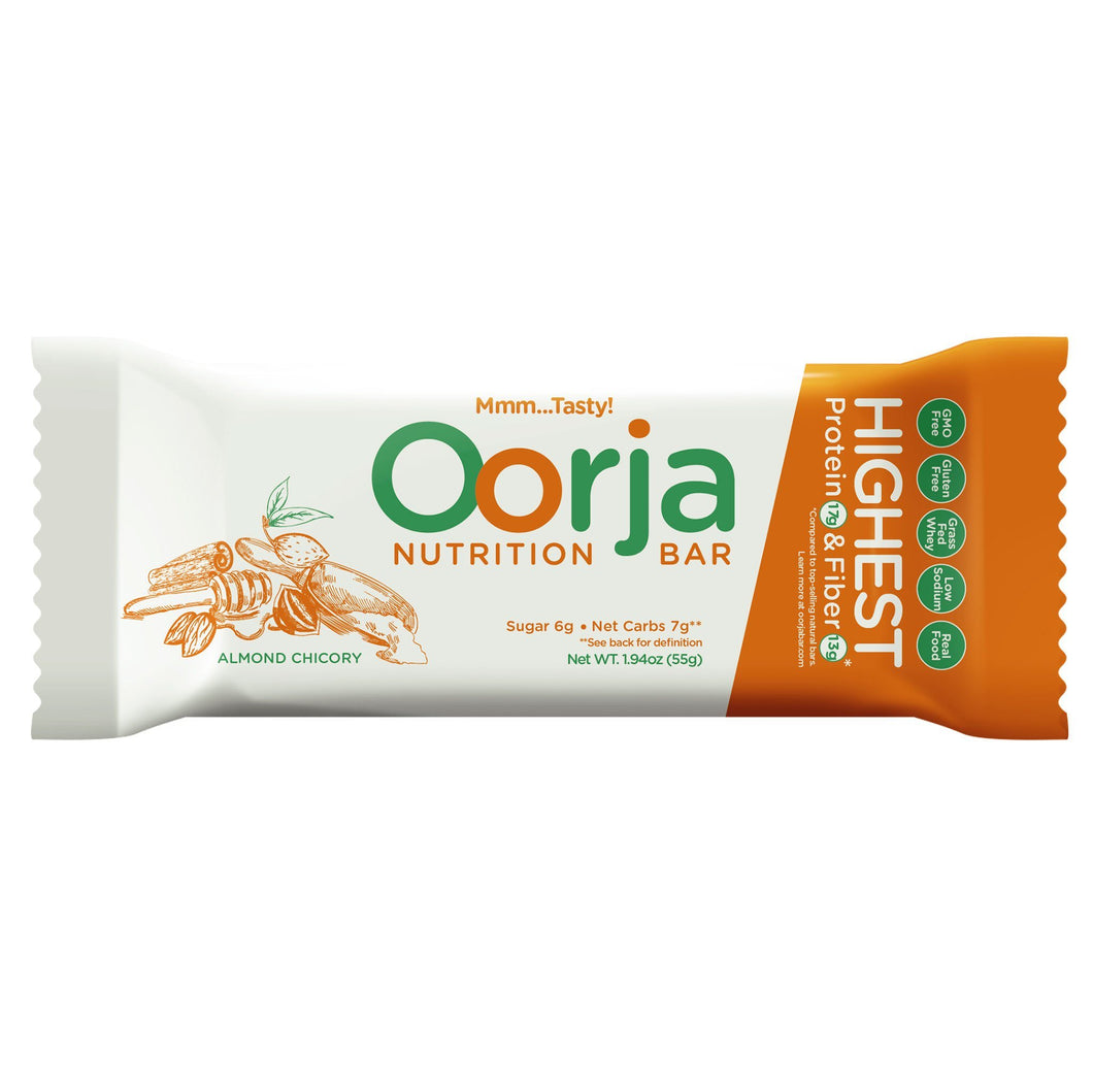 Sample Oorja Protein Bar