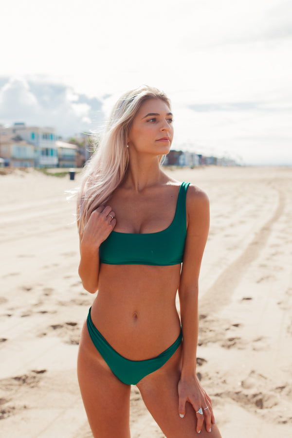 KALIYAN bottoms - Emerald - Serei Swim