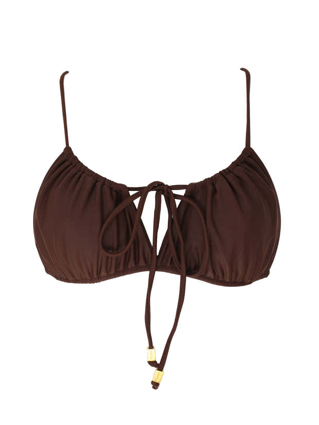 MALY top - Chocolate 1