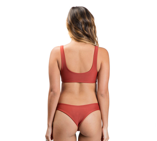 KALIYAN bottoms - Burnt Sienna - Serei Swim