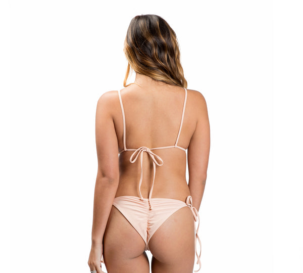 CHAVY top - Blush - Serei Swim