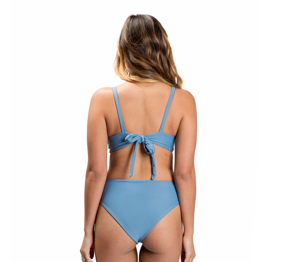 SOVANNA top - Sky Blue