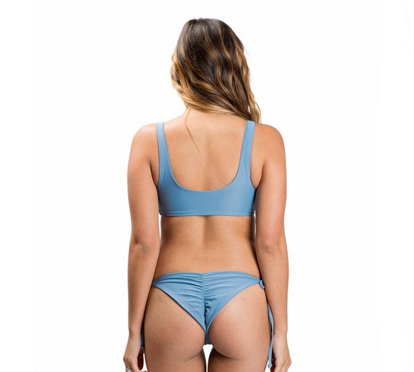 AKARA bottoms - Sky Blue - Serei Swim