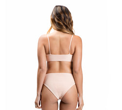 Cheeky High Waisted Bikini Bottoms