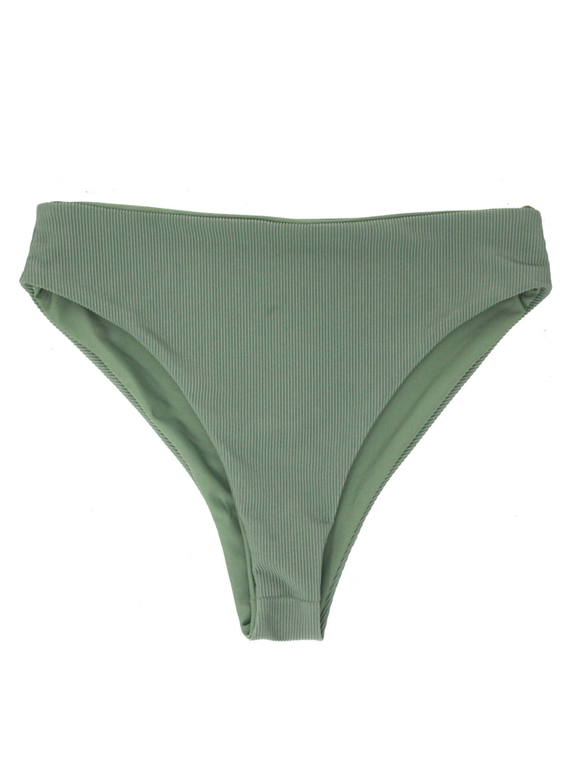 NARY bottoms - Ribbed Sage - Serei Swim