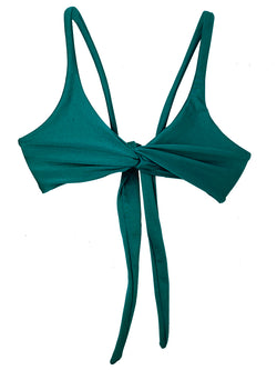 SOVANNA top - Mermaid Green