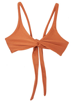 SOVANNA top - Rust - Serei Swim