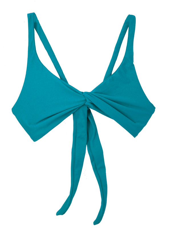 SOVANNA top - Caribbean Blue