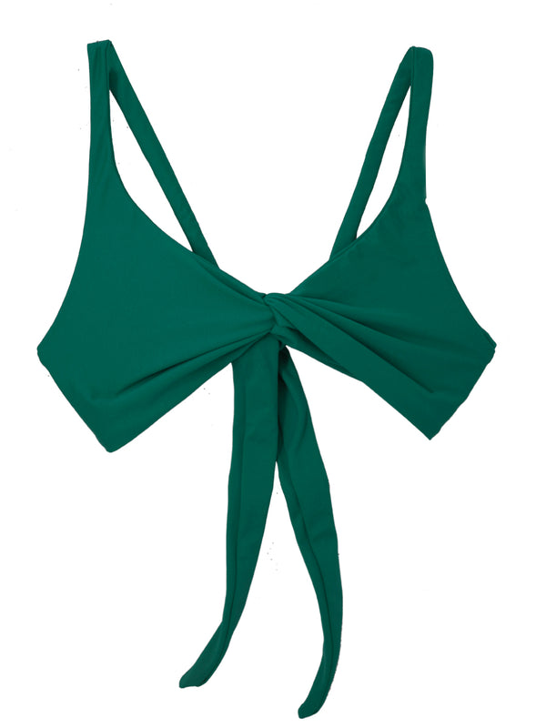 SOVANNA top - Emerald - Serei Swim