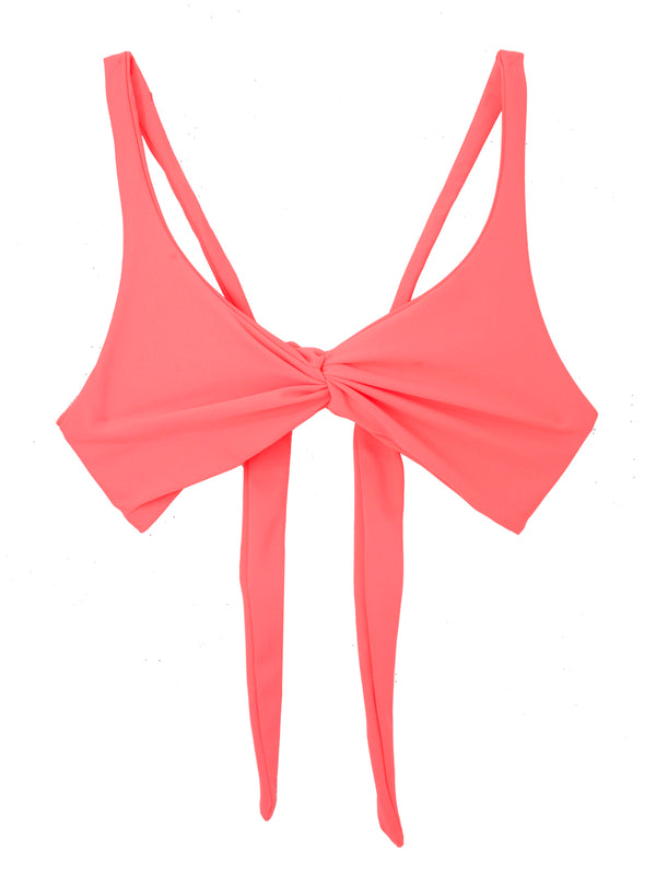 SOVANNA top - Coral - Serei Swim