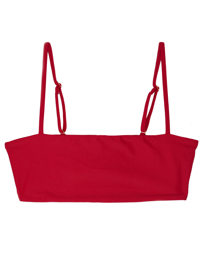 TEVVY top - Red - Serei Swim