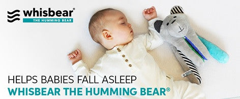 Whisbear® - the Humming Bear Back in Stock!