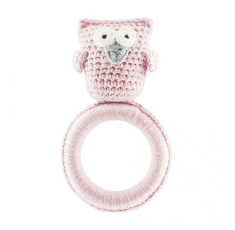 Cute Owl Rattle