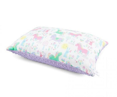 Fluffy Pillow Bamboo/Cotton & Minky