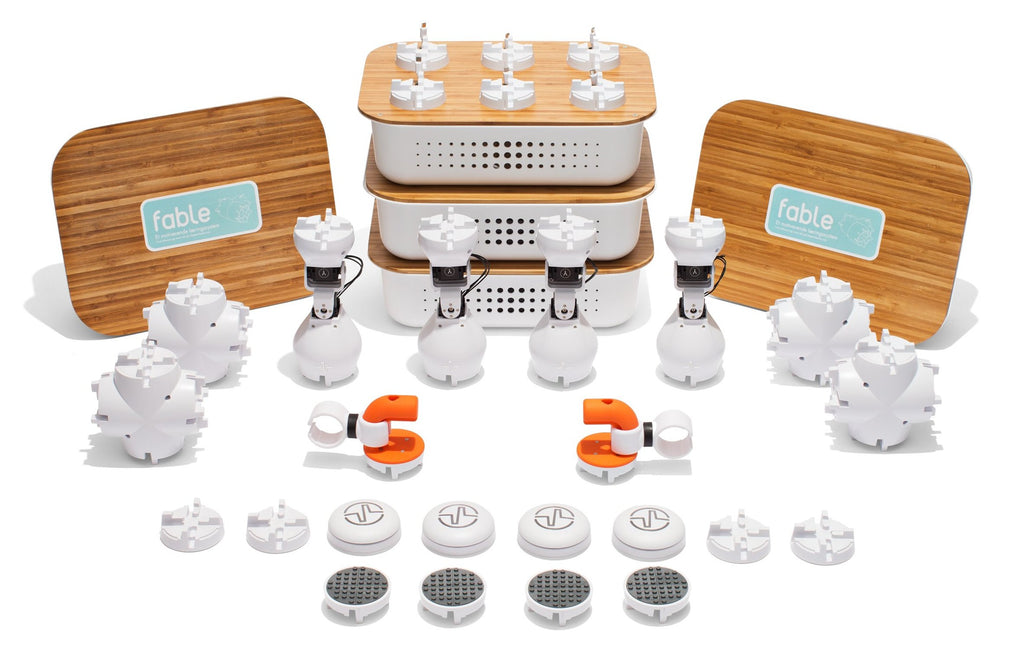 The Fable Medium Set DK - Shape Robotics