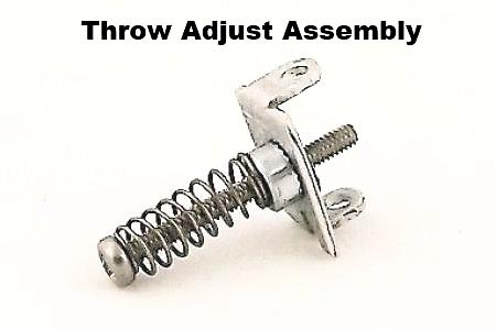 TruSpeed Trigger Throw Adjustment Kit #2