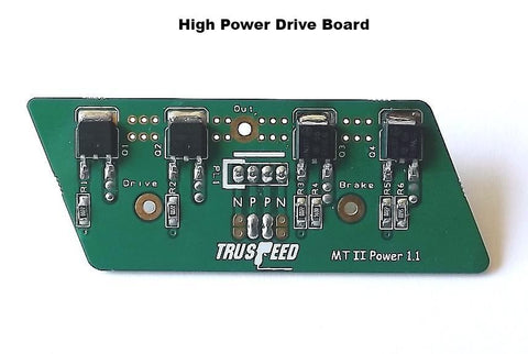TruSpeed MT II High Power Drive Board Spare Part