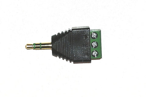Scalextric & Ninco Analogue Stereo 3.5mm Jack Plug