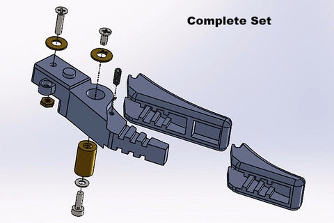 Controller Trigger Full Set Assembly