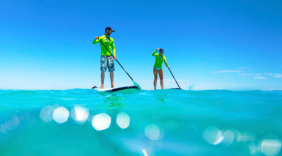 TOP HEALTH BENEFITS TO STAND-UP PADDLE BOARDING IN PERTH
