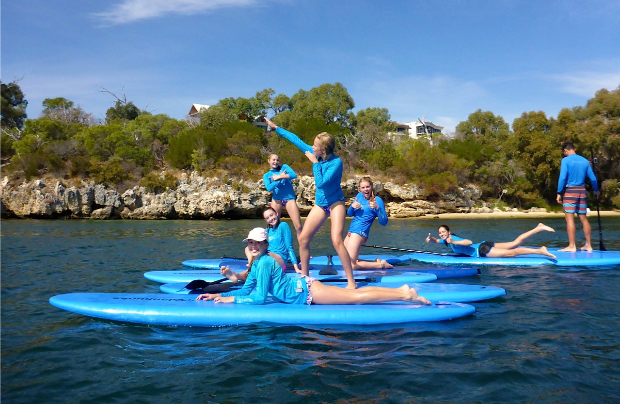 b2fbd10a98 KID'S SUP LESSONS - POINT WALTER