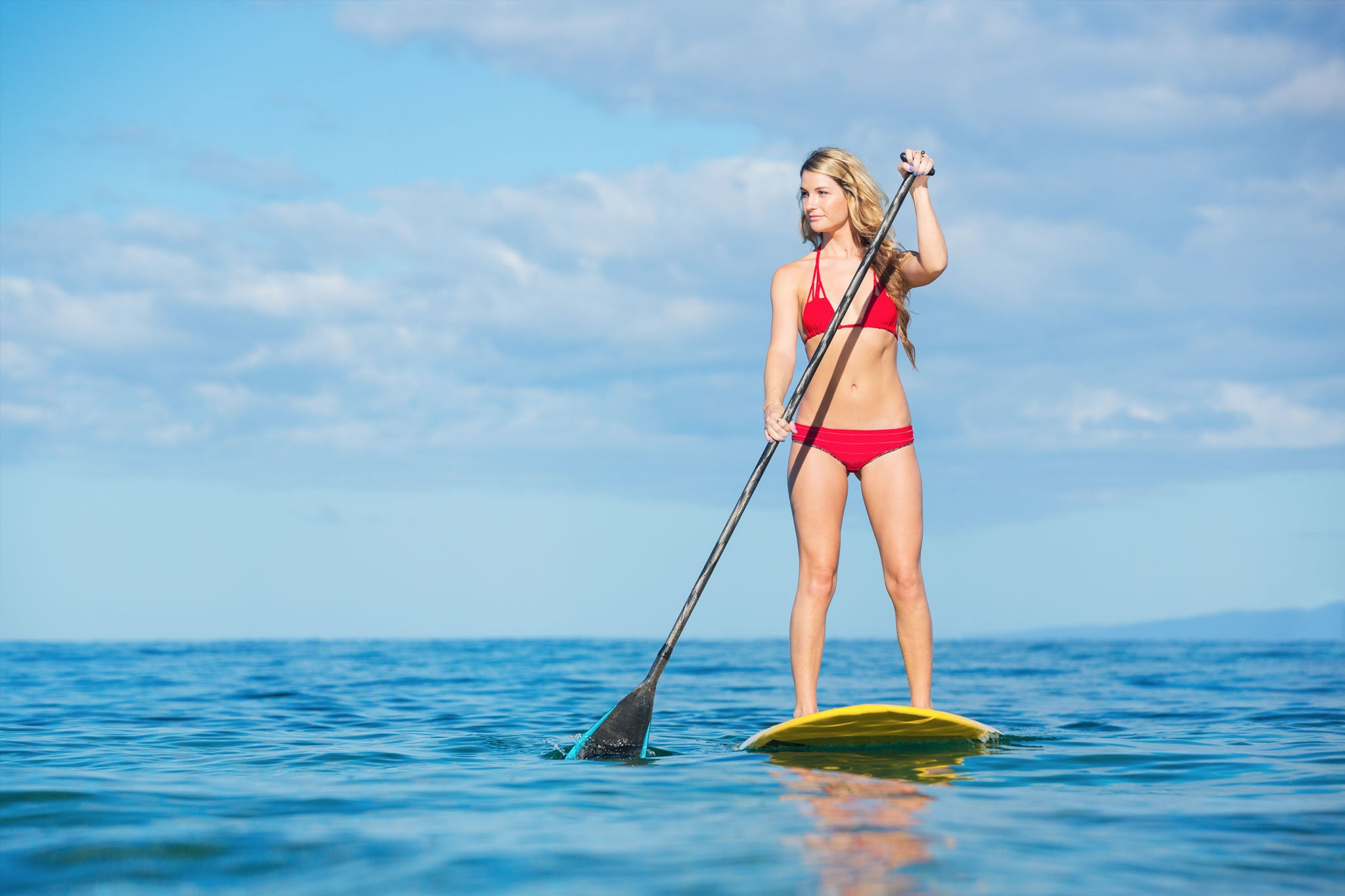 STAND UP PADDLE LESSONS & HIRE