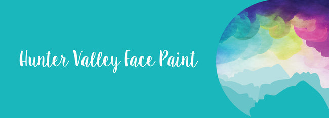 Hunter Valley Face Paint