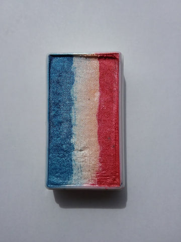 TAG One-stroke, Pearl Red White & Blue 30g
