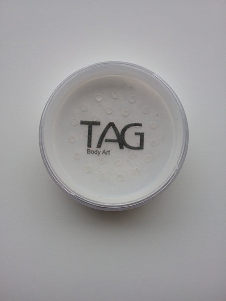 TAG 15ml Mica Powder *White*