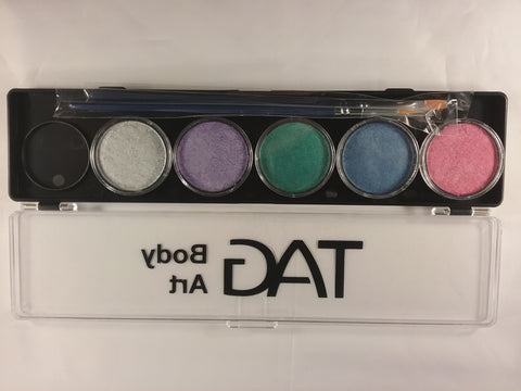 TAG Small Pearl Palette