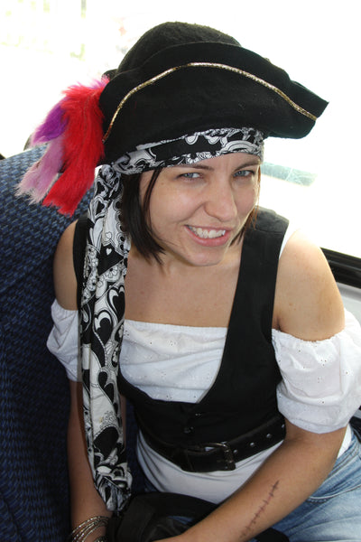 Pixieland Parties - Pirate Package 1 hour