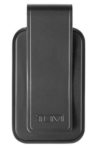Tumi - 'Chambers' Leather Money Clip - shop on Greybox