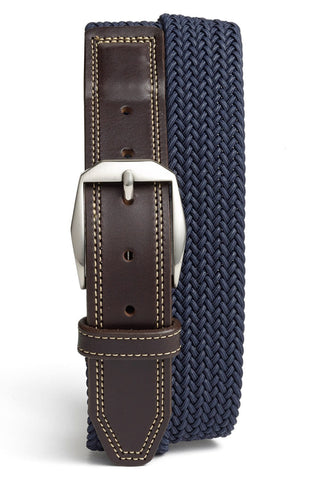Martin Dingman - 'Beck' Stretch Belt - shop on Greybox