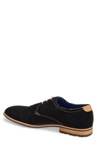 'Elvess' Plain Toe Derby (Men)