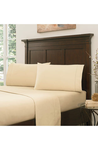 WELSPUN USA - 'Crowning Touch' 800 Thread Count Egyptian Cotton Pillowcases (Set of 2) - shop on Greybox