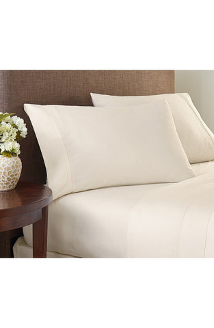 WELSPUN USA - 'Crowning Touch' 400 Thread Count Pillowcases (Set of 2) - shop on Greybox